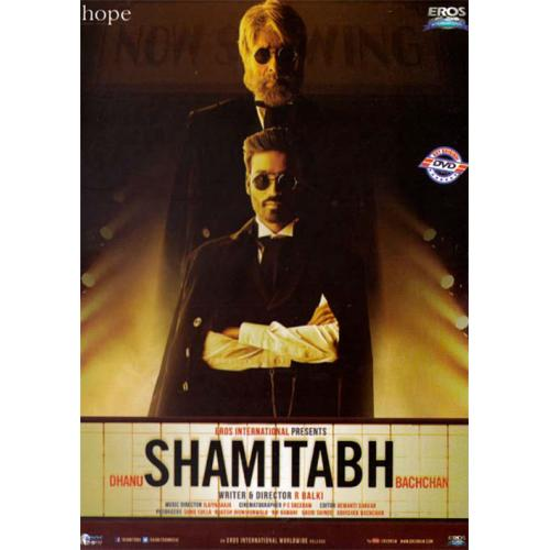 Shamitabh - 2015 DVD
