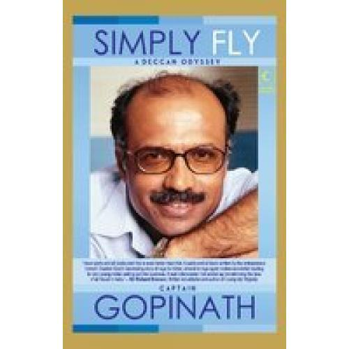 Simply Fly - Autobiography - Captain Gopinath Book
