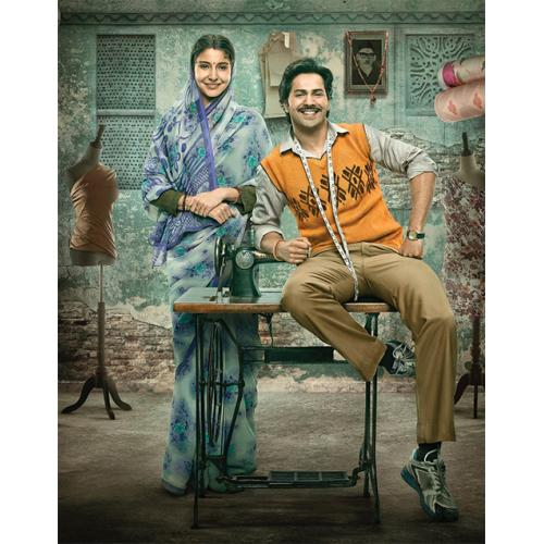 Sui Dhaaga - 2018 (Hindi Blu-ray)