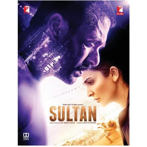 Sultan - 2016 (Hindi Blu-ray)
