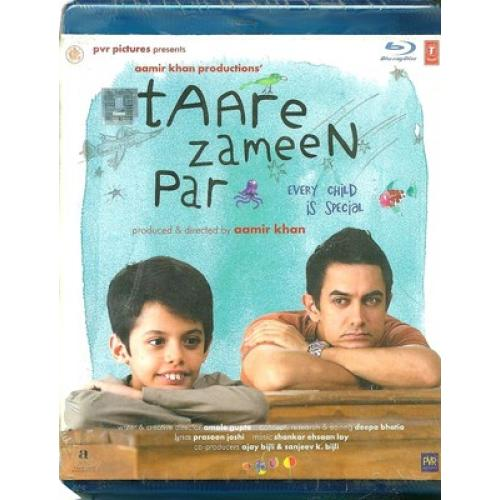 Taare Zameen Par - 2007 (Hindi Blu-ray)