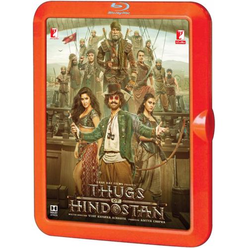 Thugs of Hindostan - 2018 (Hindi Blu-ray)