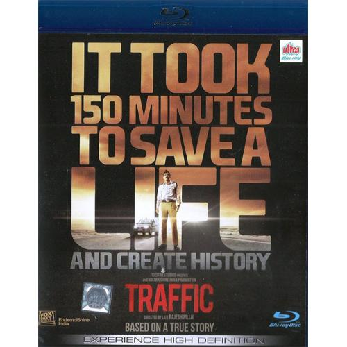 Traffic - 2016 (Hindi Blu-ray)