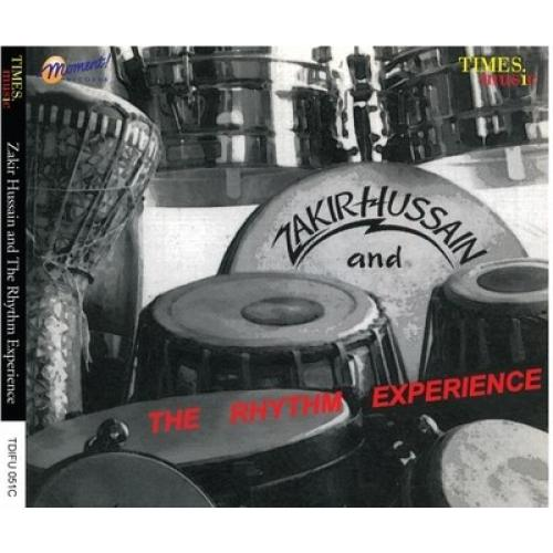 Zakir Hussain And The Rhythm Experience Audio CD