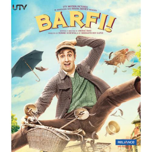 Barfi! - 2012 (Hindi Blu-ray)