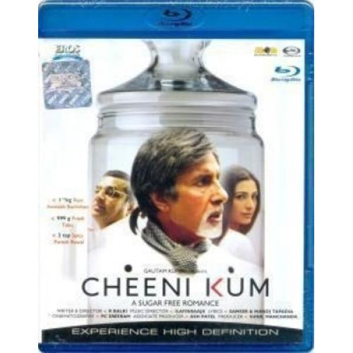 Cheeni Kum - 2007 (Hindi Blu-ray)