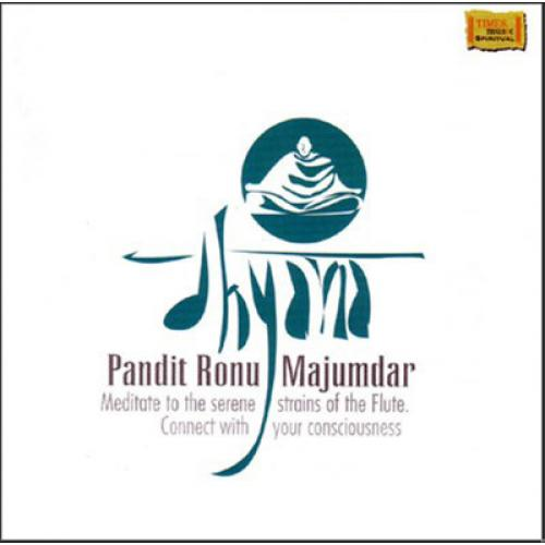 Dhyana by Pandit Ronu Majumdar (Spiritual) Audio CD