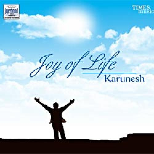 Joy Of Life by Karunesh Audio CD