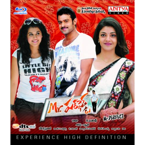 Mr. Perfect - 2011 (Telugu Blu-ray)