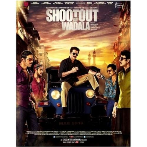 Shootout At Wadala - 2013 (Hindi Blu-ray)