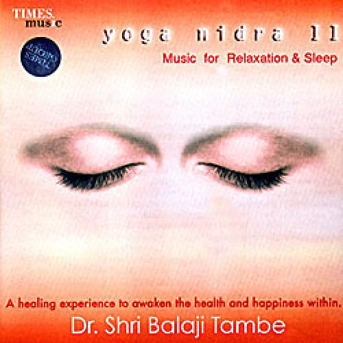 Dr. Shri Balaji Tambe - Yoga Nidra Vol 2 (Spiritual) Audio CD
